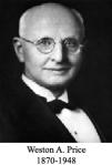 Dr. Weston Price